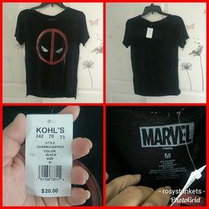 Deadpool Juniors T-shirt